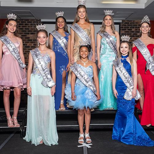 Miss Teen South Africa